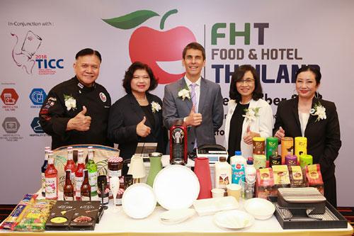 Food & Hotel Thailand
