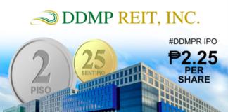 DoubleDragon REIT IPO
